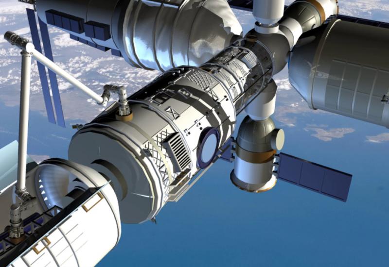 В Китае началось строительство первой космической электростанции