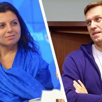 """Навальный о Симоньян: """"Воровка, которая создала помойку RT и хапает гигантский бюджет"""""""