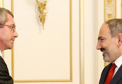 Пашинян дал инструкции лобби по Карабаху перед визитом в Брюссель