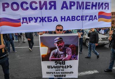 Пашинян снова ударил по России