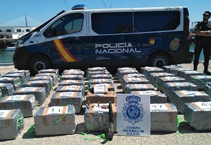 В Испании арестовали более 60 наркоторговцев