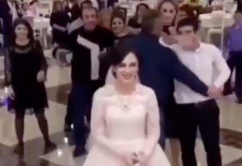 Дагестанки подрались на свадьбе за букет и возмутили дагестанцев
