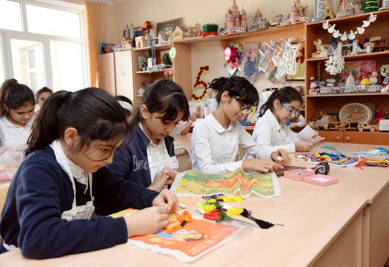 В Азербайджане школы будут заниматься бизнесом