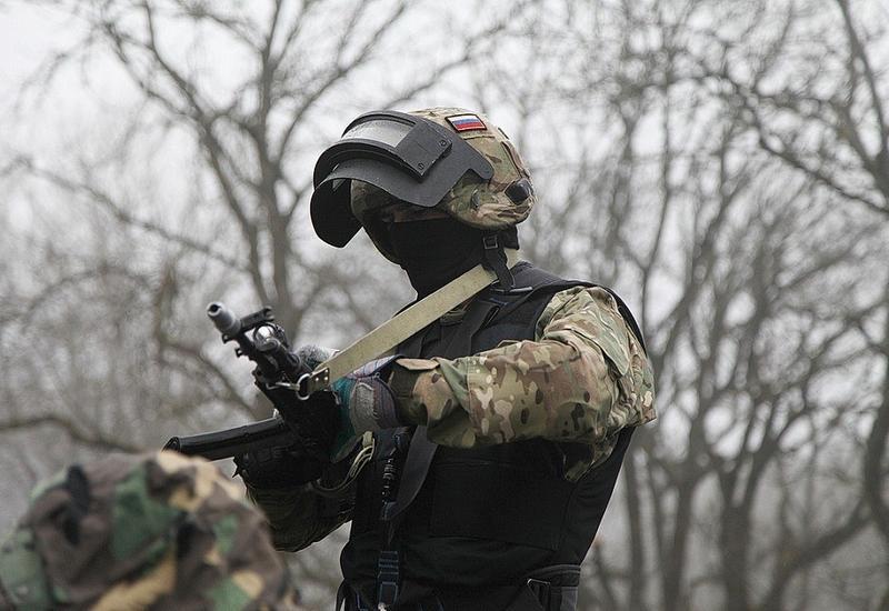 """Кадры ликвидации боевика, готовившего теракт в Дагестане <span class=""""color_red"""">- ВИДЕО</span>"""