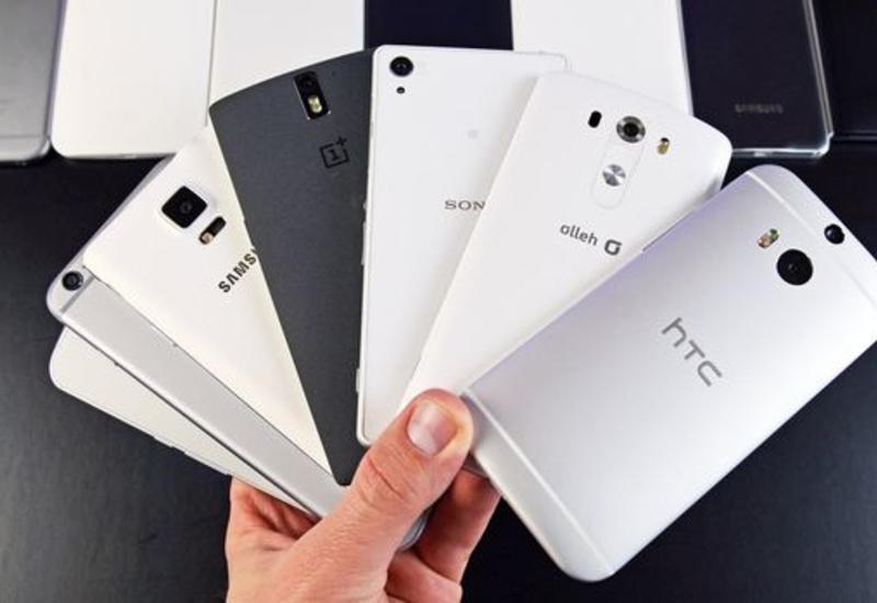 Dünyanın ən yaxşı smartfonları - SİYAHI