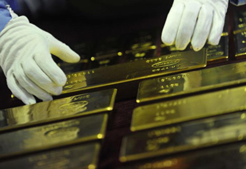 Стоимость золота достигла максимума с апреля 2018 года