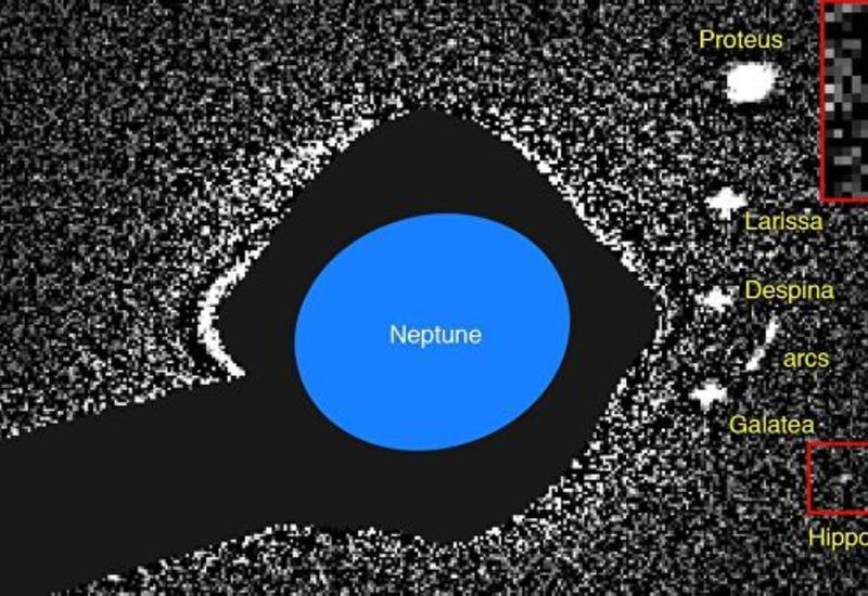"""Астрономы """"официально"""" открыли новую луну Нептуна"""