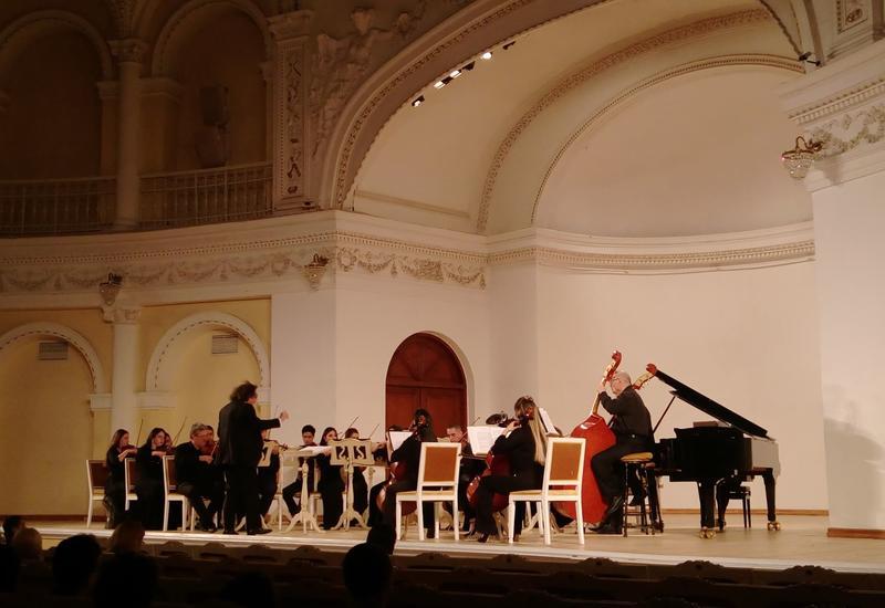В Филармонии состоялся концерт камерного оркестра
