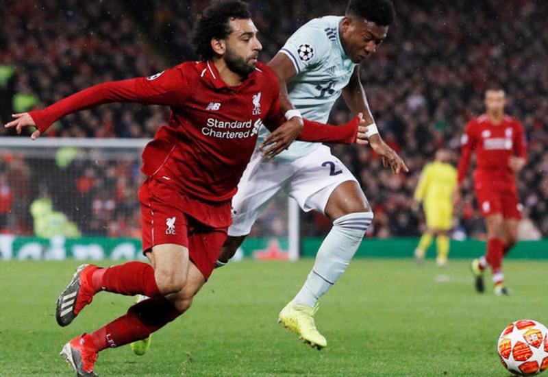 """«Ливерпуль» и «Бавария» сыграли вничью <span class=""""color_red"""">- ВИДЕО</span>"""