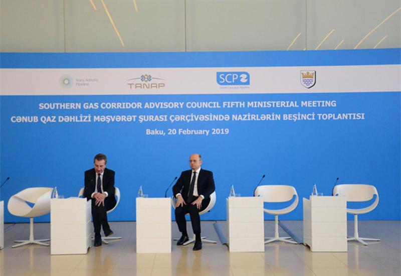 """К азербайджанскому мегапроекту могут подключиться новые страны <span class=""""color_red"""">- ФОТО</span>"""
