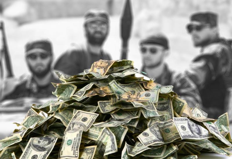 """Раскрыты крупнейшие сети финансирования """"ИГ"""""""