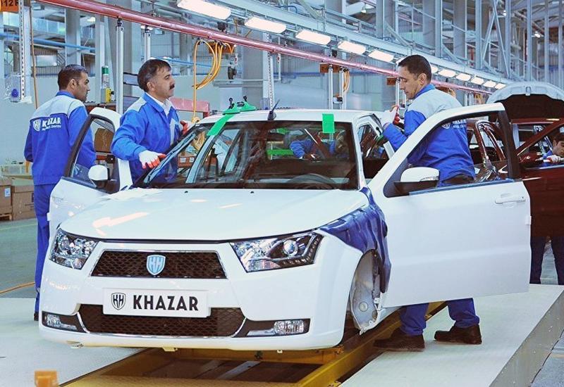 Азербайджан распродал почти все автомобили Khazar