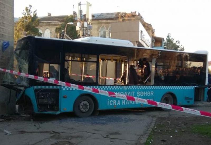 Sumqayıtda avtobus qəzasında yaralananlardan XƏBƏR VAR: 12-si evə buraxılıb, hamilə qadın isə...