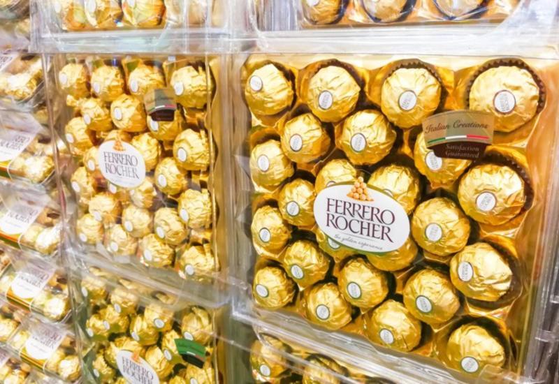 Во Франции закрыт завод Ferrero