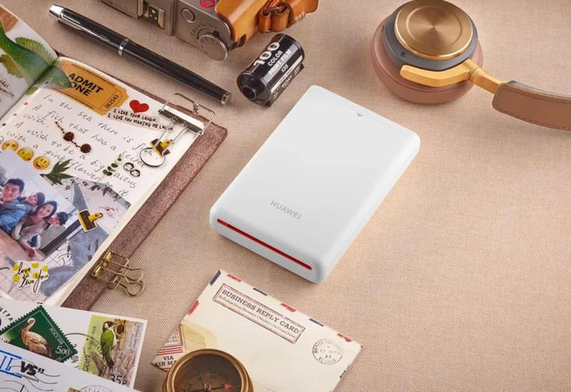 Huawei выпустила фотопринтер для смартфона