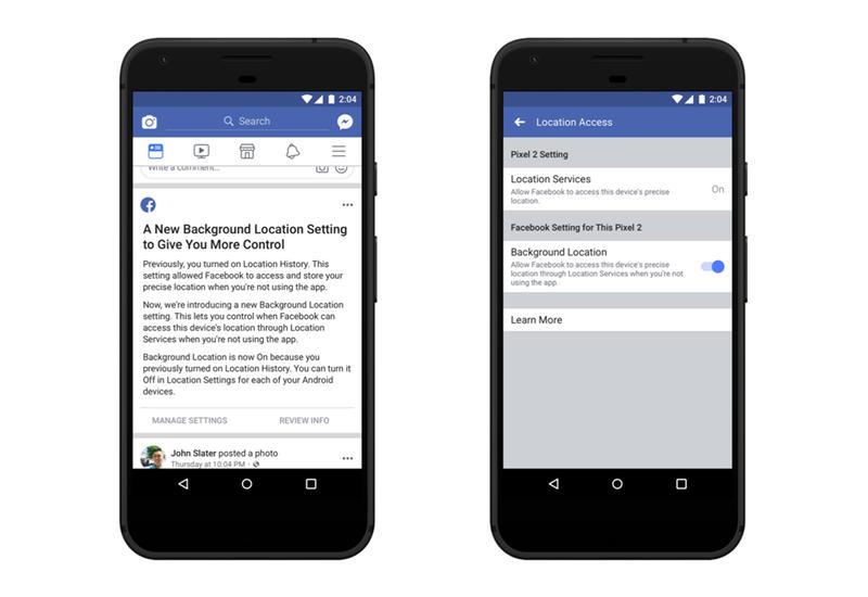 "Facebook разрешил пользователям Android прятаться от ""слежки"""