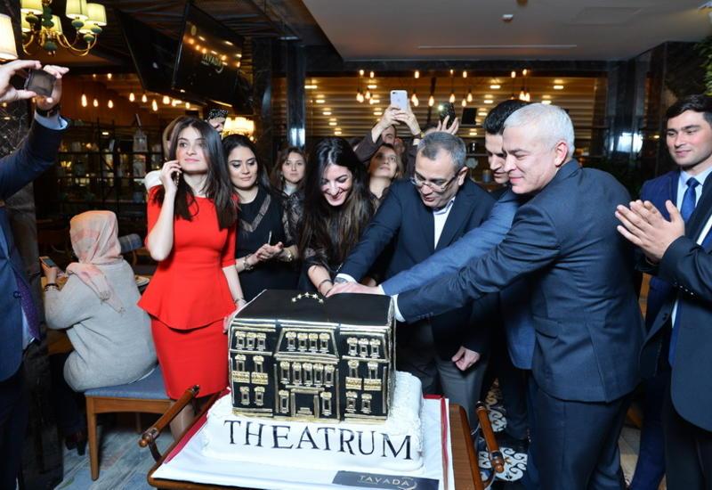 """В Баку состоялось грандиозное открытие отеля Theatrum Baku и ресторана Tavada <span class=""""color_red"""">- ФОТО - ВИДЕО</span>"""