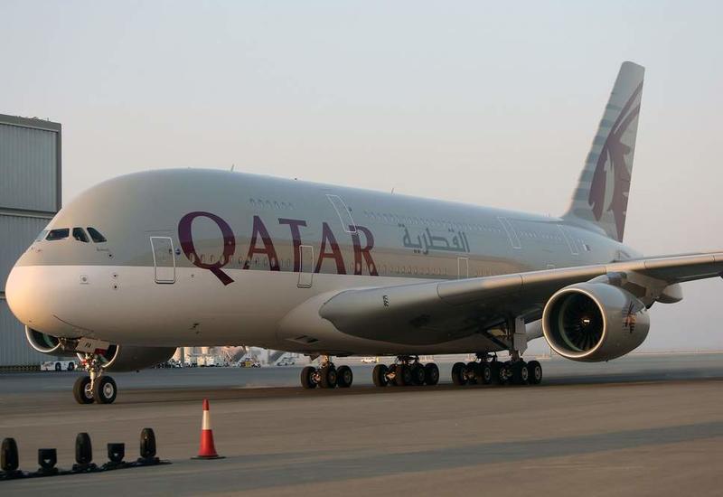 Самолет Qatar Airways совершил экстренную посадку в Судане