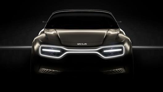 Киа представит вЖеневе новый концептуальный электромобиль
