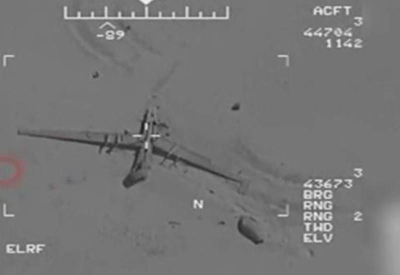 Иранские военные взломали американские беспилотники