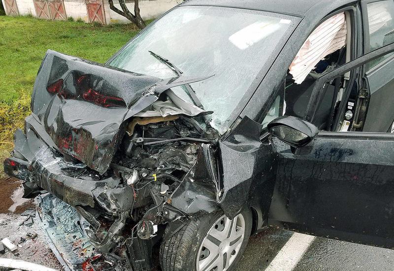 Жуткая авария в Губе, пострадали брат и сестра