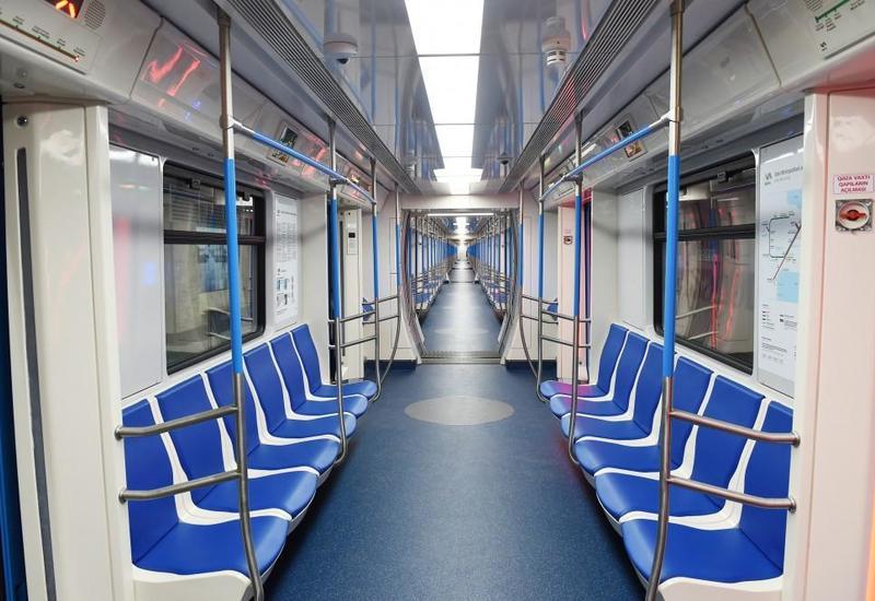 """В бакинском метро появятся новые вагоны <span class=""""color_red"""">- ПОДРОБНОСТИ</span>"""