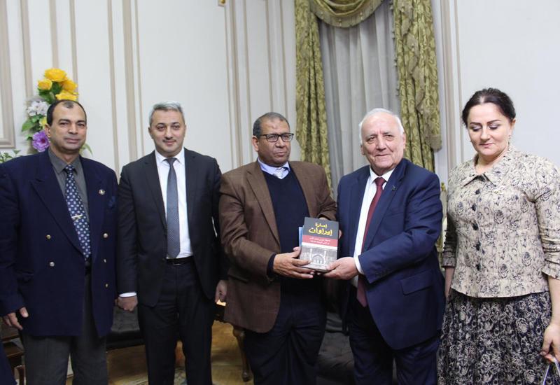 """В Каирском университете создадут Центр азербайджановедения <span class=""""color_red"""">- ФОТО</span>"""