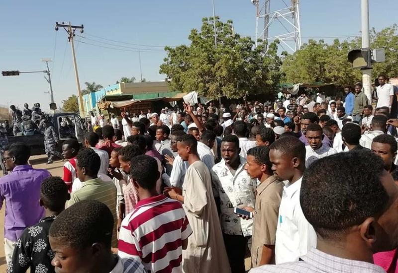 В Судане объявили о формировании нового правительства