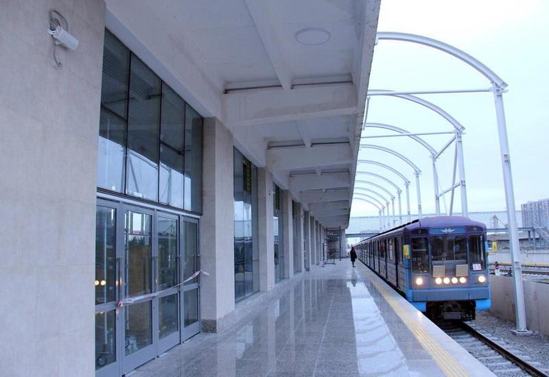 Завершен ремонт на одной из станций бакинского метро