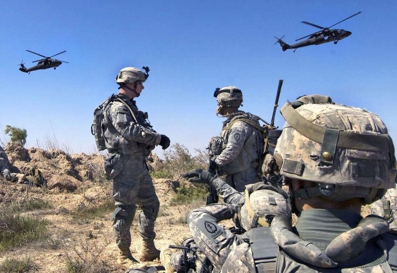 В США уточнили, сколько оставят военных в Сирии