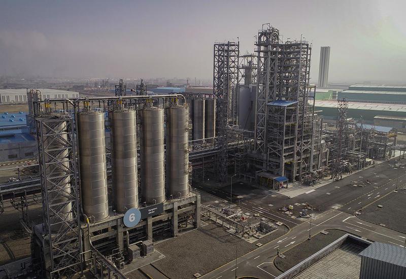SOCAR Polymer о планах по производству полиэтилена и полипропилена