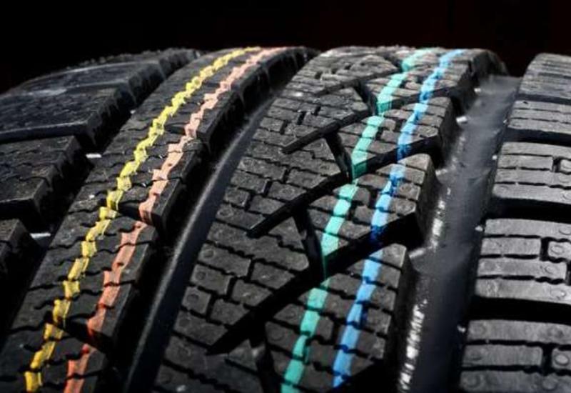 Что означают цветные точки и полоски, которые можно заметить на новых шинах