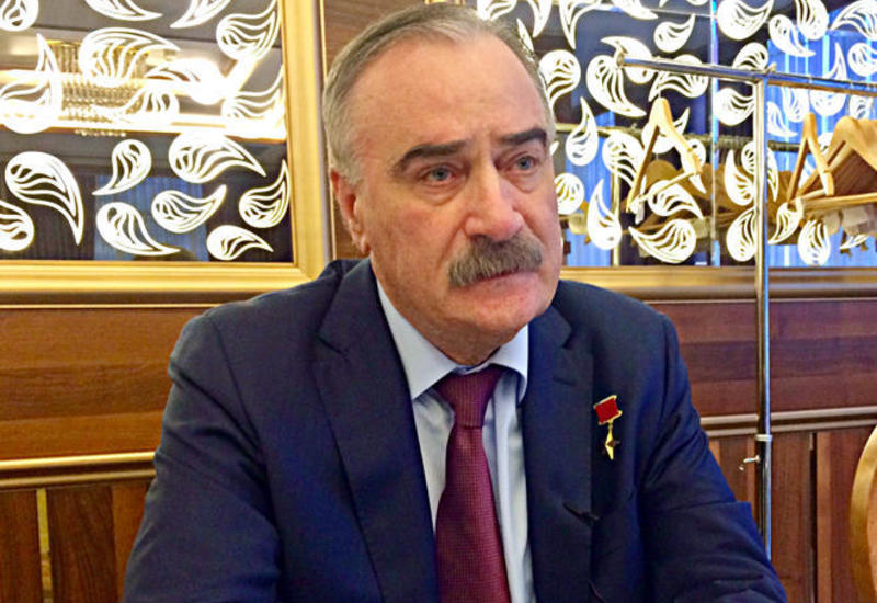 Руслан Аушев: Президент Ильхам Алиев - авторитетный, любящий свой народ руководитель