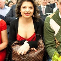"Маргарита Симоньян и ее глубокое декольте <span class=""color_red"">- ФОТО</span>"