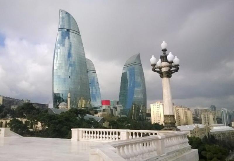 В Баку будет облачно