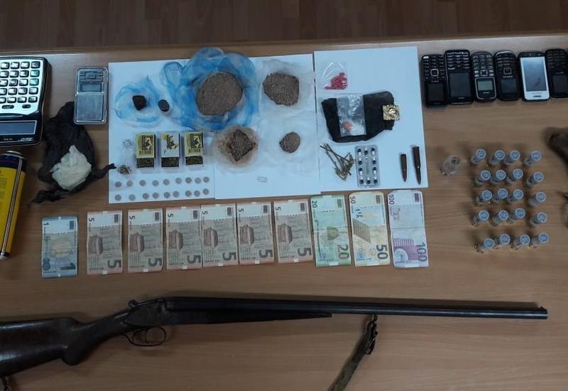 В Барде накрыли крупного вооруженного наркоторговца