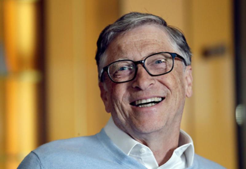 Билл Гейтс рассказал о комнате с батутами в его доме