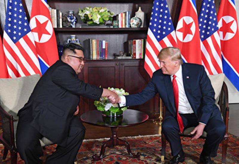 В Ханое началась встреча Трампа и Ким Чен Ына