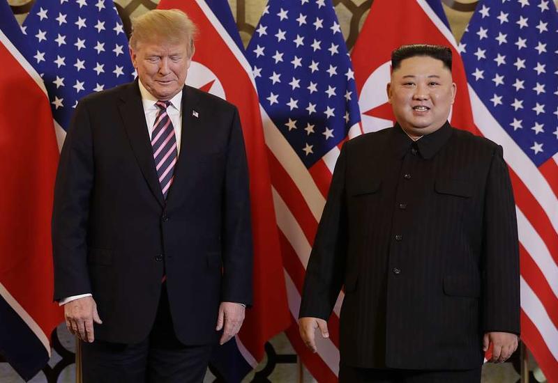 Ким Чен Ын: Трамп проявил мужество, приняв участие во втором саммите КНДР-США