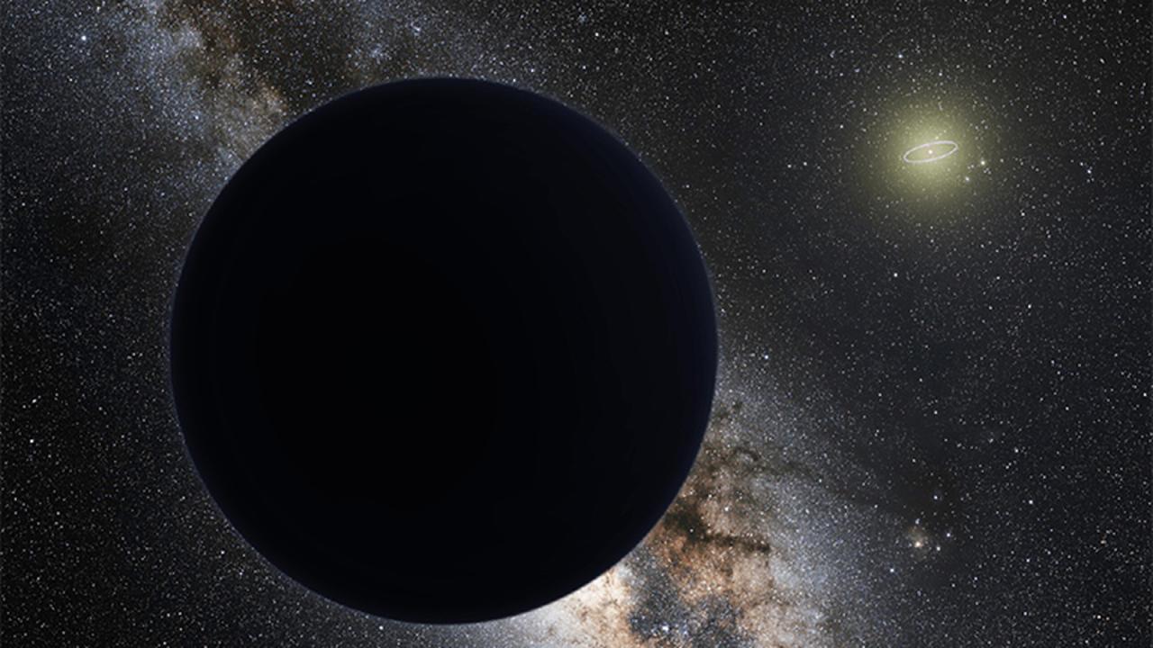 Девятая планета может оказаться суперземлей— ученые