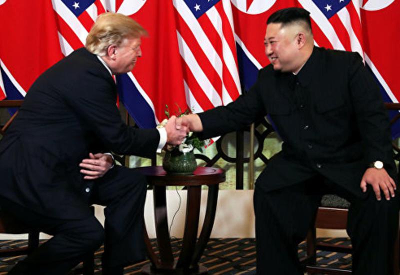 Ким Чен Ын поприветствовал идею открыть координационное бюро США в Пхеньяне
