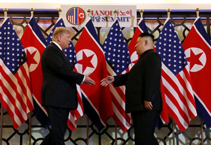 """Трамп назвал Ким Чен Ына """"замечательным руководителем"""""""