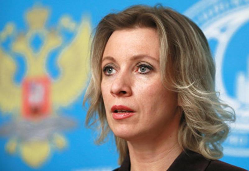 Захарова жестко поставила на место армянского журналиста