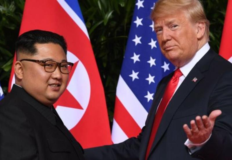 В Сеуле разочарованы результатом встречи Ким Чен Ына и Трампа