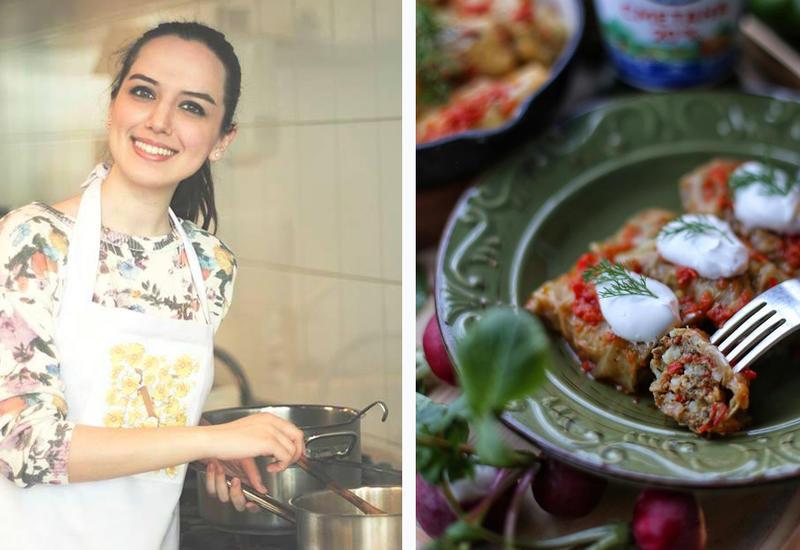 Вкусный и быстрый рецепт голубцов от Или Мамедовой