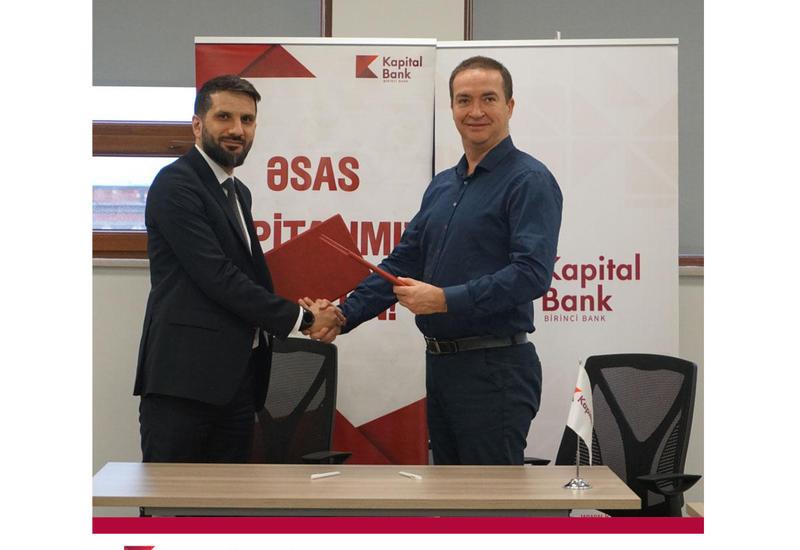 Kapital Bank подписал меморандум с STEP IT Academy
