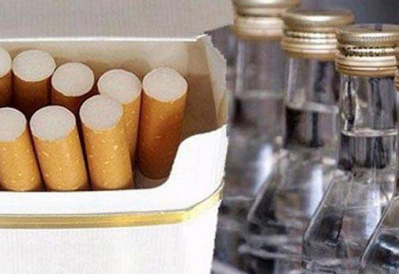 В Грузии подорожали сигареты и алкоголь