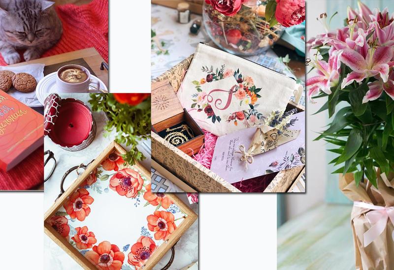 10 вариантов подарка на 8 Марта в Баку