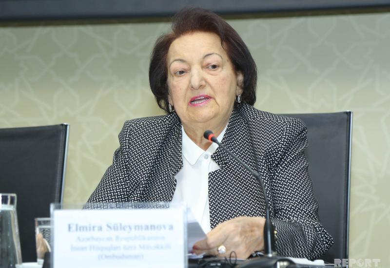Эльмира Сулейманова ответила на провокации в СМИ