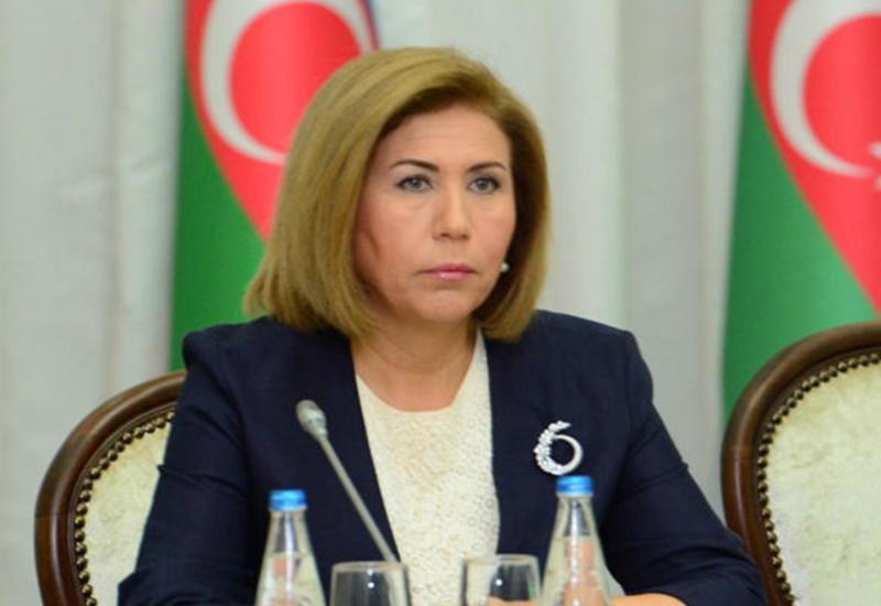 Бахар Мурадова: Азербайджан - страна призывающая к миру во всем мире